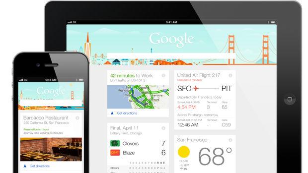 Google Now CardsのUIはウィリーの発明品だ
