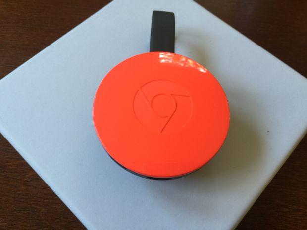 グーグルの最新Chromecast