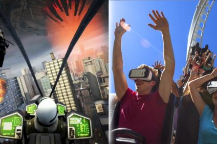 Samsung and Six Flags to launch first VR roller coasters