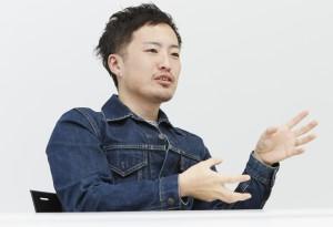 ITマネジメント統括部 ITマネジメント1部オフショア開発2グループの山口弘人氏