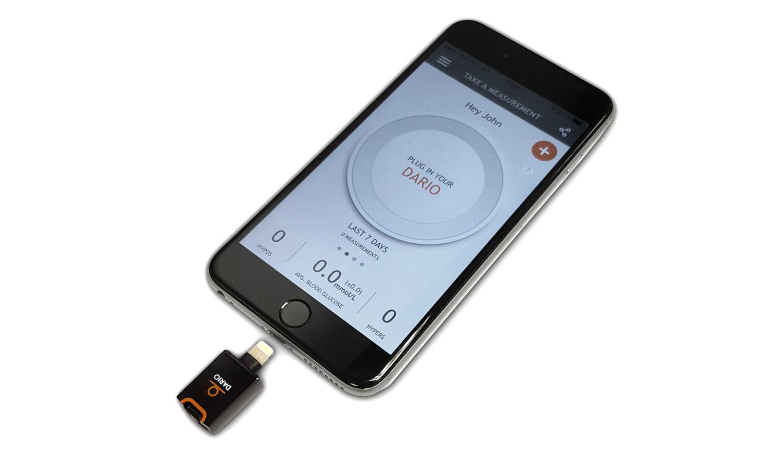 次世代のiPhoneは血糖値モニターとしても使える